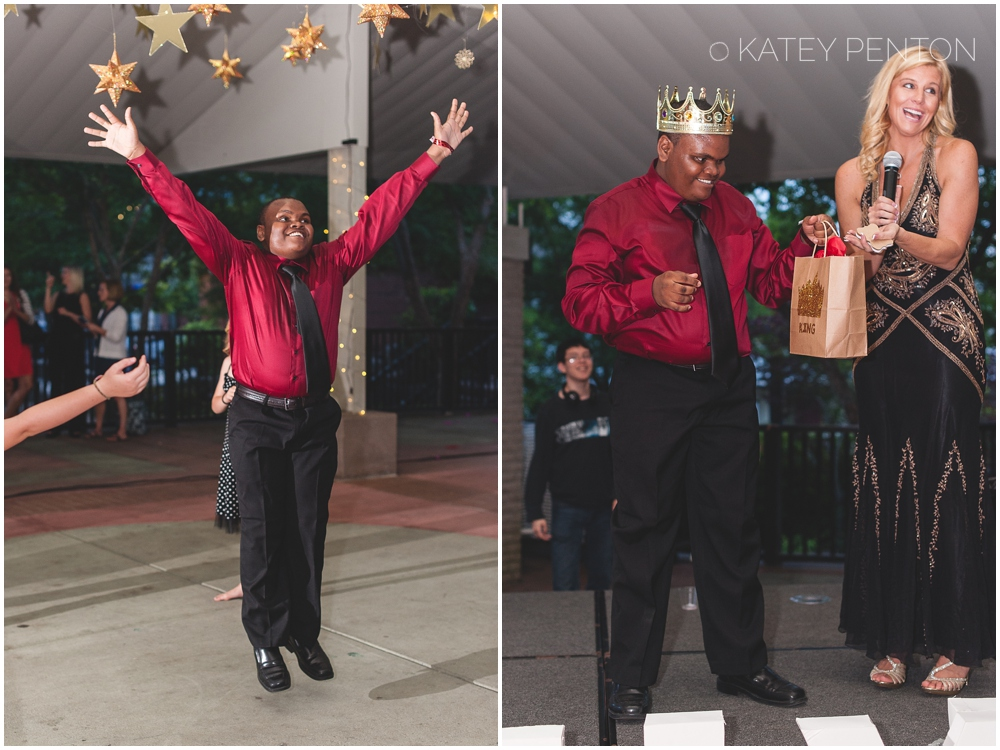 Conyers prom king