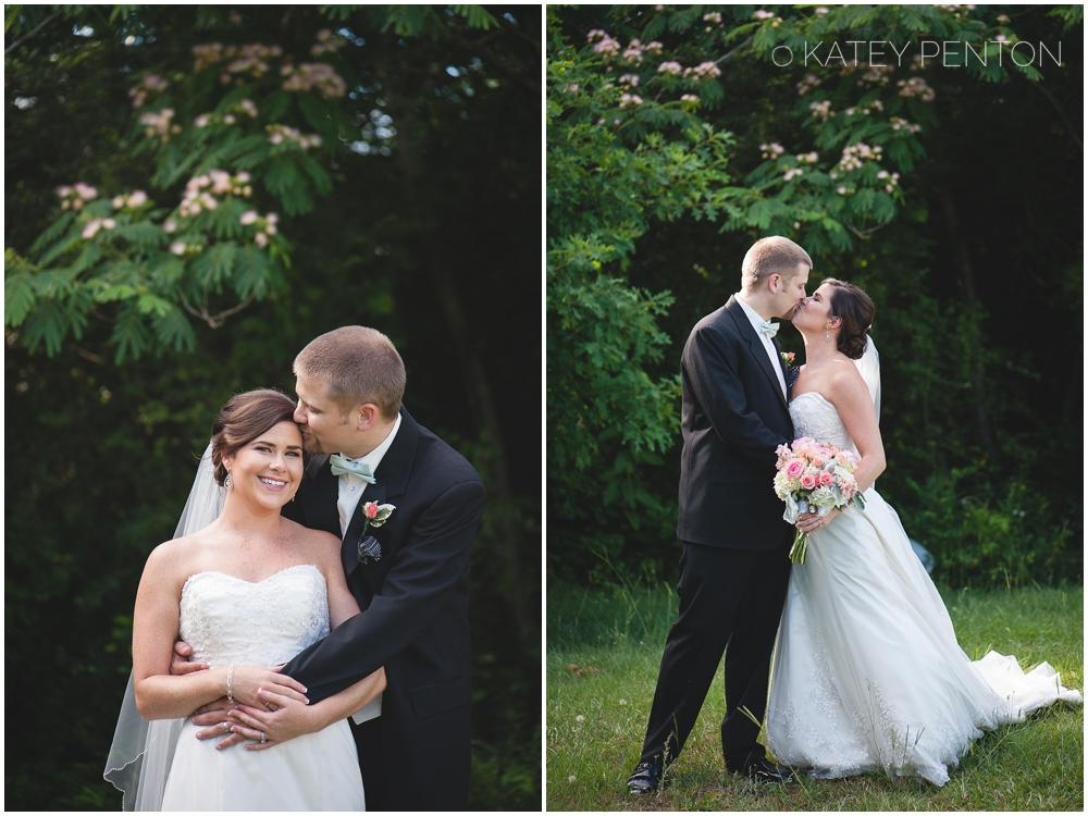 Sarah + Wesley : Macon, GA Wedding Photographer | Katey Penton ...