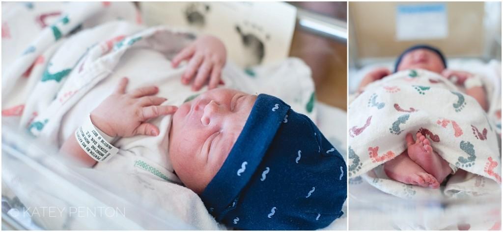 Rockdale Medical Center Newborn Photo