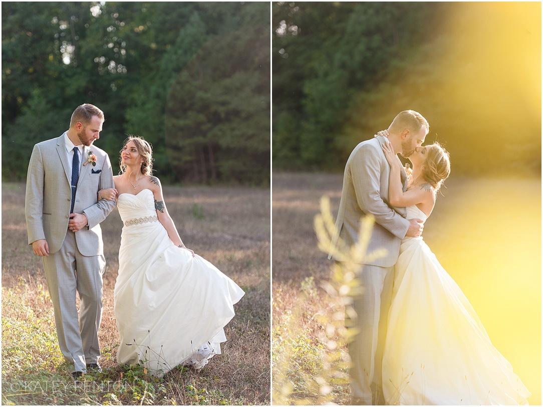 Rustic Wedding Katey Penton Photography